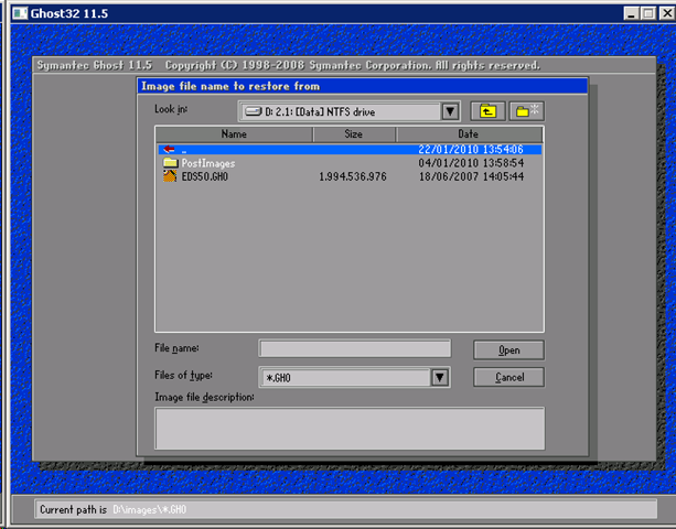Convert  gho (Ghost) image to  vhd (Virtual Hard Disk) – 33KB