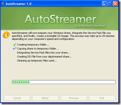 Autostreaming working for you